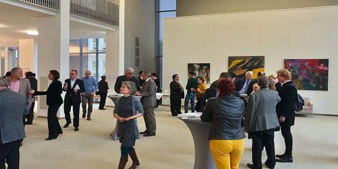 В Берлине объявлен конкурс работ молодых сирийских художников