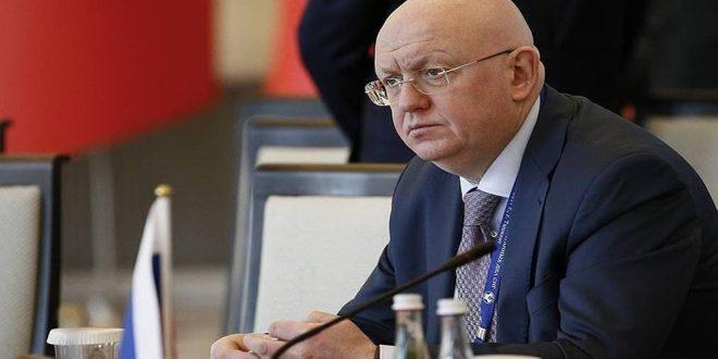 Небензя: Россия выступит против возвращения к закрытым обсуждениям в СБ ООН темы химического досье в Сирии