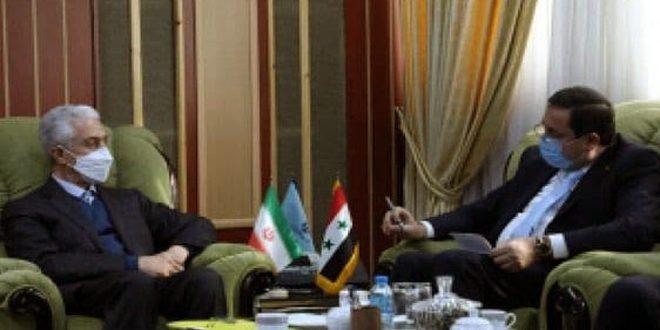 Сирия и Иран обсудили сотрудничество в области научно-технических и технологических исследований