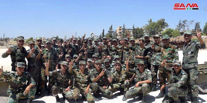 Сирийские студенты в Словакии: Сирийская Арабская армия преподала беспрецедентные уроки борьбы