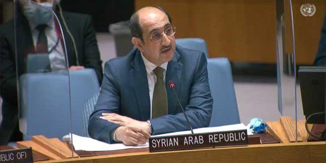 Ас-Саббаг: Сирия отвергает любое вмешательство извне в работу Комитета по обсуждению Конституции
