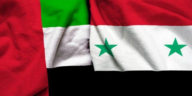 Принято решение о создании Сирийско-эмиратского делового совета
