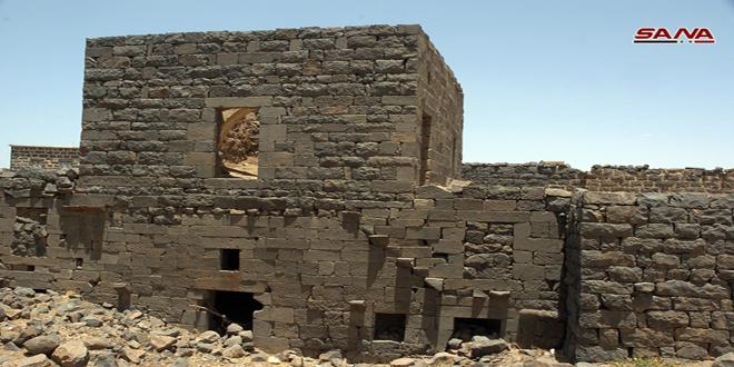 Süveyda'nın Gözde Turizm Bölgelerinden Biri Sayılıyor