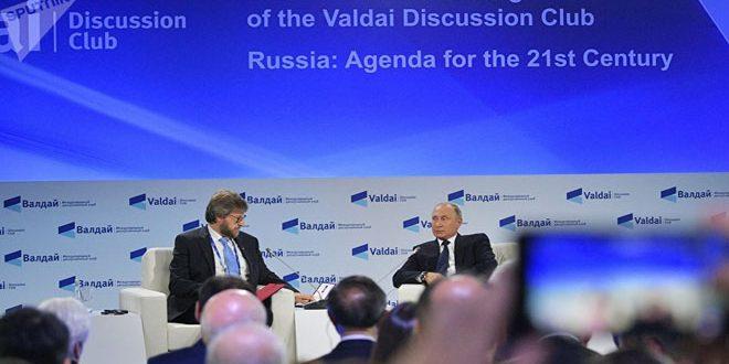 Putin: Suriye'deki Terörle Mücadele Operasyonları Hedeflerine Ulaştı