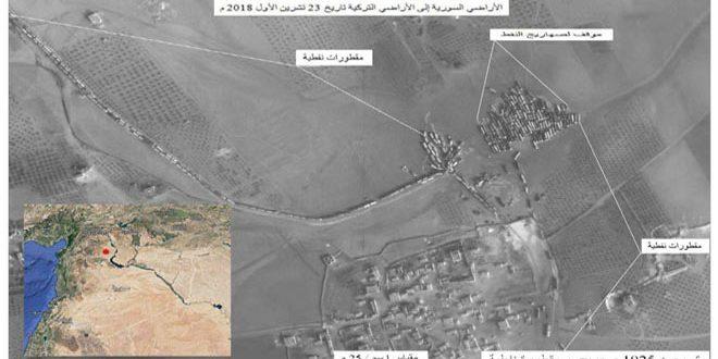 Fırat'ın Doğusundaki Teröristler Petrolü Böyle Kaçırıyor