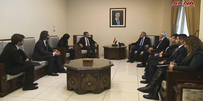 Mariani: Batılı Devletler Suriye Konusunda Tutumlarını Yeniden Gözden Geçirmeliler