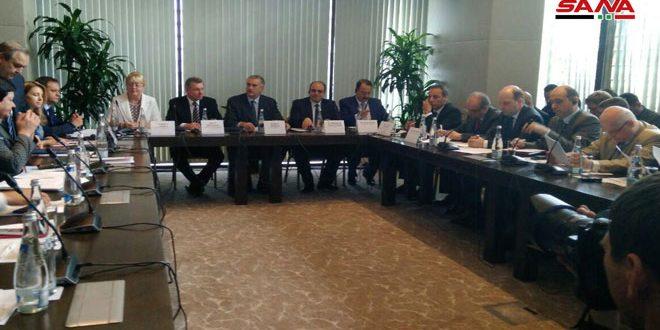 Suriye ve Kırım Ekonomi İşbirliğini Pekiştiriyor