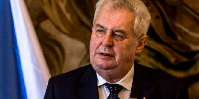 Çek Cumhuriyeti Başkanı: Erdoğan Rejimi Suriye'de Savaş Suçları İşliyor