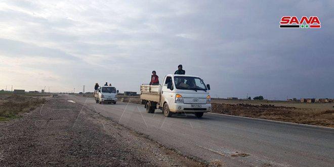 Haseke – Halep Otoyolu Trafiğe Açıldı