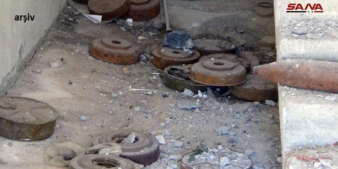 Dera'da Terör Mayınlarıyla 3 Çocuk Şehit 4 Yaralı
