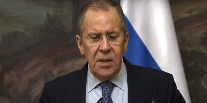 Lavrov: Teröristler Kışkırtmalarını ve Saldırılarını Sürdürüyor, Bu Yüzden Ortadan Kaldırılmaları Gerekiyor
