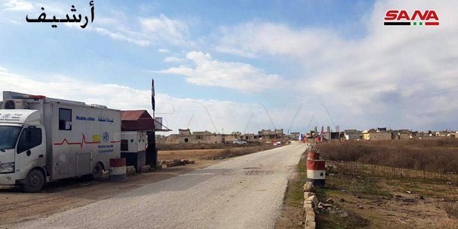 """Ahaliyi Karşılamaya Hazır Ancak """"Nusra Cephesi"""" Teröristleri Çıkışlarını Engelliyor"""