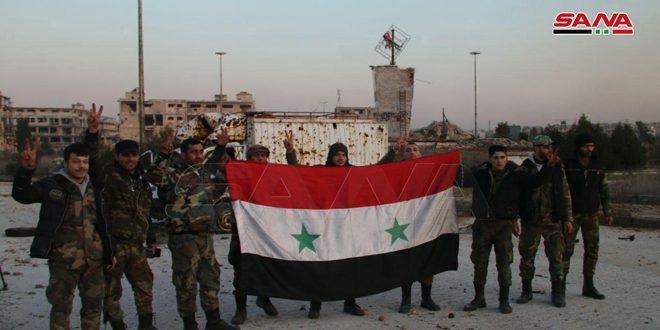 Ordu, Halep'in Kuzeybatı Kırsalının Halep – İzaz Yolunda Yayılmasından Görüntüler (Foroğraf – Video)