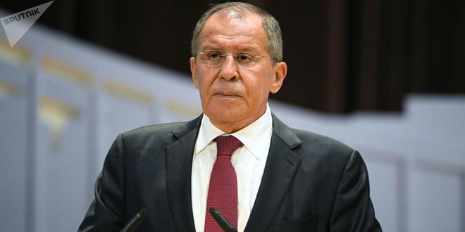 Lavrov İdlib'teki Kalan Terörün Yok Etme Önemini Yeniden Vurguladı