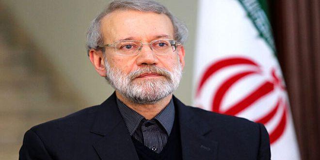 Larijani: Suriye Topraklarının Çoğu Güvende Olduğuyla Yeniden Yapılanma Ve Yatırım İçin Zemin Hazırlıyor