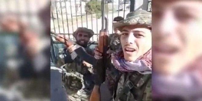 İşgalci Türk Kuvvetleri Haseke Kırsalındaki Rasulayn Kentinde Bulunan Onlarca Paralı Askerini Tutukladı