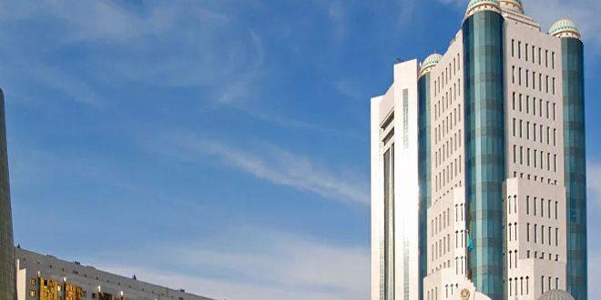 Kazakistan, Suriye'deki Krizin Çözmesi ile İlgili Astana Formülü Kapsamında Bir Toplantıya Ev Sahipliğine Hazırız