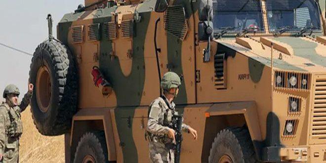 İşgalci Türk Güçleri Haseke Kırsalına 12 Uzun Araç Geçirdi