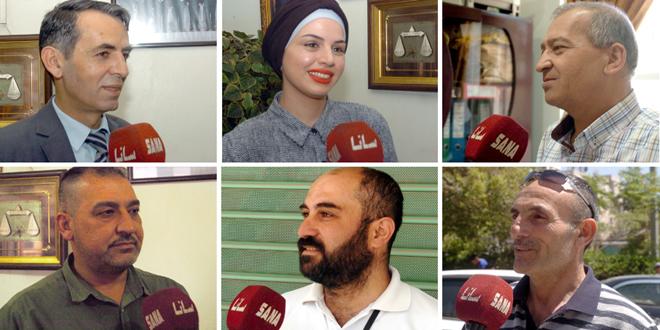 Hukukçular ve Vatandaşlar: Sözde Cesar Kanununun Hedefi Suriye'ye Daha Fazla Baskı Yapmak