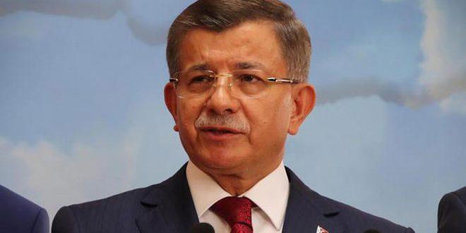 Davutoğlu, Erdoğan Rejimi Yolsuzluk ve Hırsızlığa Dayanıyor