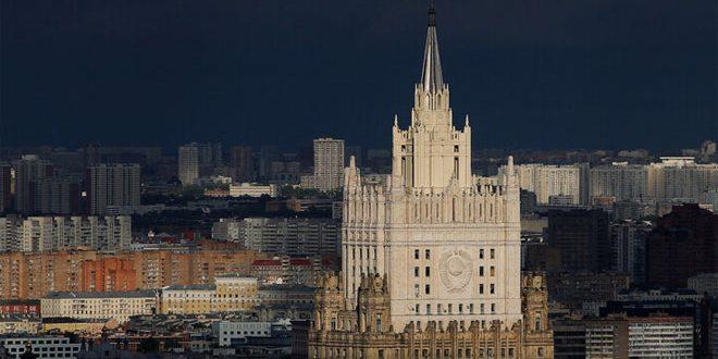 Moskova: Washington'un Rusya – Çin Vetosunu Eleştirmesi Gerçekleri Saptırmadır