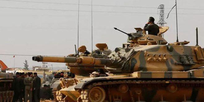 Irak'ın Kuzeyinde İşgalci Tükiye Kuvvetlerinden Bir Asker Öldü
