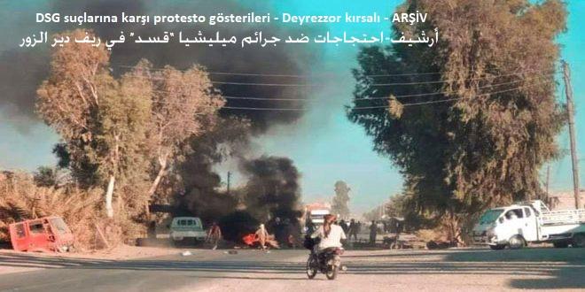 El Cezire Bölgesinde DSG Noktalarına Yönelik Saldırılarda Beş Unsur Öldürüldü