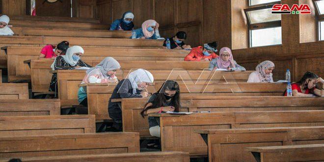 Lise Birinci Sınıftan 6235 Öğrencinin Katılımıyla.. Suriye Bilimsel Olimpiyatları'nın Yeni Sezonunun Başladı (VİDEO)