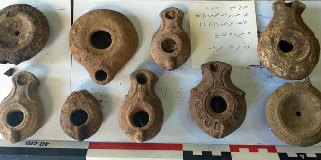 Süveyda İlindeki Siy Adlı Sitede Arkeolojik Keşifler