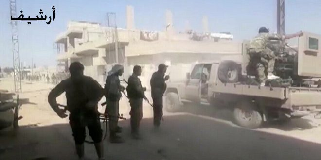 Halep'in kuzeyindeki Afrin'de İşgalci Türk Güçlerinin Kiralıklarından 3 Silahlı Öldürüldü