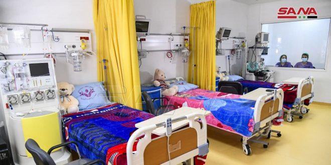 Suriye'de Çocuklar İçin Kan Kök Hücre Nakli ve Hücresel Tedavide Uzmanlaşmış İlk Merkezin Açılması İçin Son Hazırlıklar