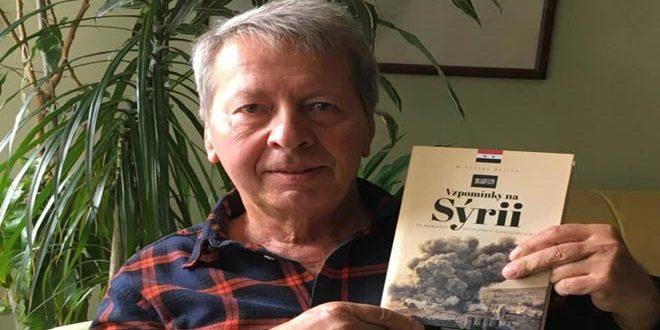 Eski Çek Diplomat: Batı, Suriye'deki Krizin Sorumluluğunun Büyük Kısmını Taşıyor