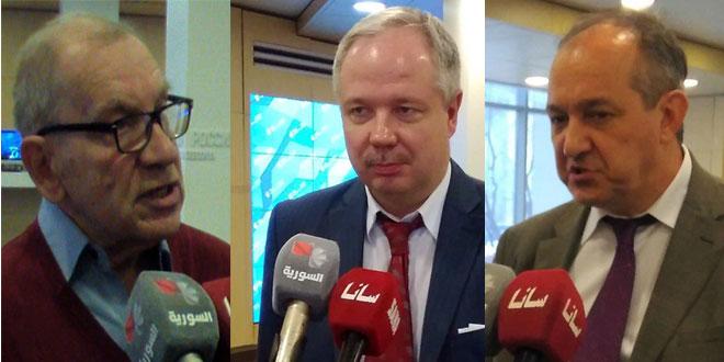 خبراء روس: الوجود العسكري التركي في سورية عدوان سافر على سيادتها