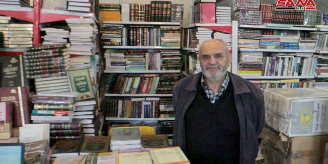 مشاركة فعالة لدور النشر السورية بمعرض الكتاب الدولي في طهران