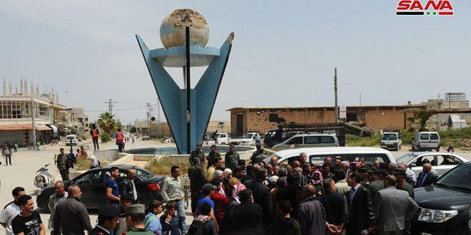 أهالي الغوطة الشرقية يطالبون بدعم القطاع الزراعي وتأمين كل ما يسهم باستقرار الفلاحين