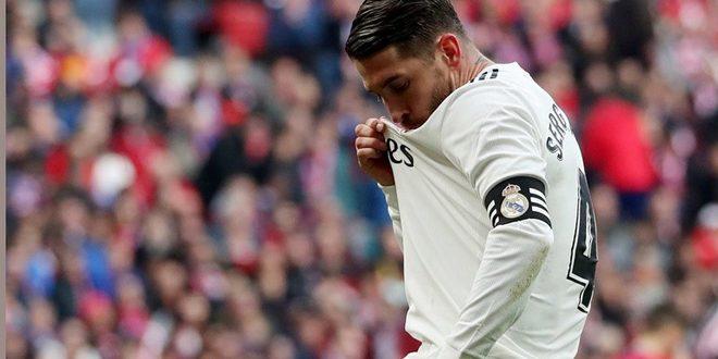 هل يودع راموس ريال مدريد؟