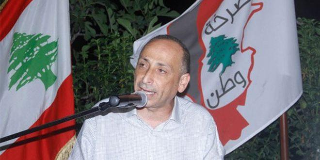 ذبيان: الجولان المحتل جزء لا يتجزأ من سورية
