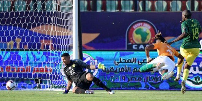 أمم أفريقيا.. ساحل العاج تحصد 3 نقاط بفوزها على جنوب أفريقيا