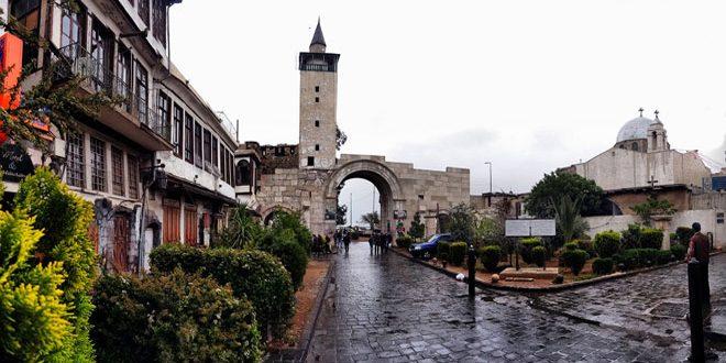 موقع تشيكي: التاريخ يمتزج بالجمال في دمشق