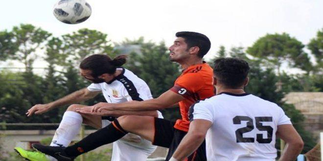 بفوزه على الأنصار اللبناني… فريق الجيش بكرة القدم يختتم معسكره الخارجي