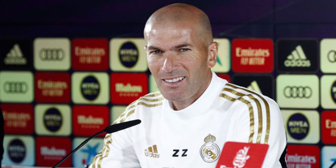 زيدان لن يترك ريال مدريد رغم الانتقادات لنتائجه السيئة