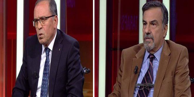 خبيران تركيان: على أردوغان الكف عن دعم الإرهابيين في سورية