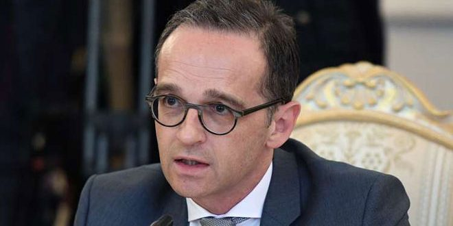 ألمانيا تؤكد مجدداً أن العدوان التركي على الأراضي السورية انتهاك للقانون الدولي