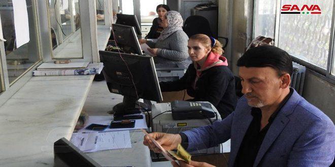 وزير الاتصالات والتقانة: تأهيل المراكز الهاتفية في المناطق المحررة وفقا لأولوياتها وأهميتها للمواطنين