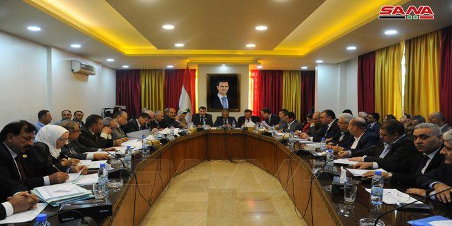 لجنة الموازنة والحسابات في مجلس الشعب تناقش موازنة وزارة المالية