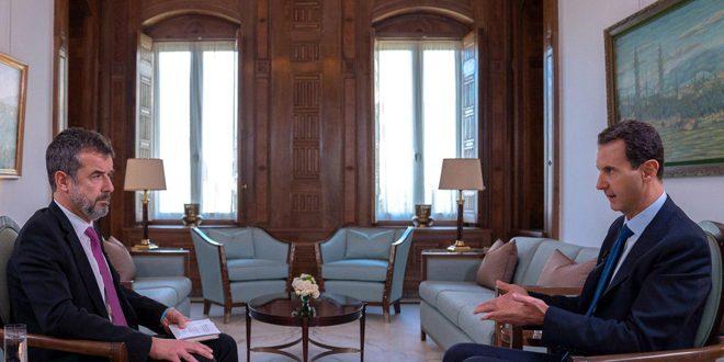 برلماني تشيكي: على الغرب التوقف عن التدخل في شؤون سورية