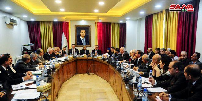 لجنة الموازنة والحسابات تناقش الموازنة الاستثمارية لوزارة الصحة