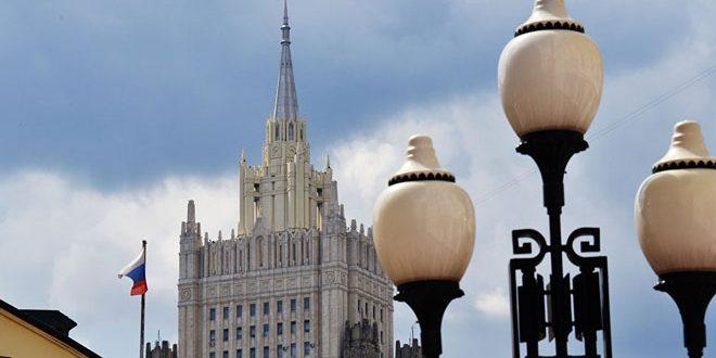 بوغدانوف يبحث مع سفير أرمينيا في موسكو الوضع في سورية