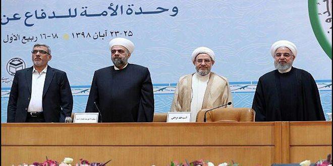 وزير الأوقاف: القدس وفلسطين والوحدة الإسلامية هي القضايا الأساس لسورية