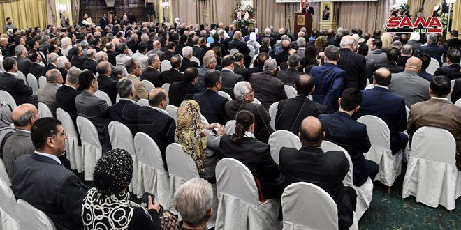 نقابة المحامين تعقد مؤتمرها العام الانتخابي الرابع عشر